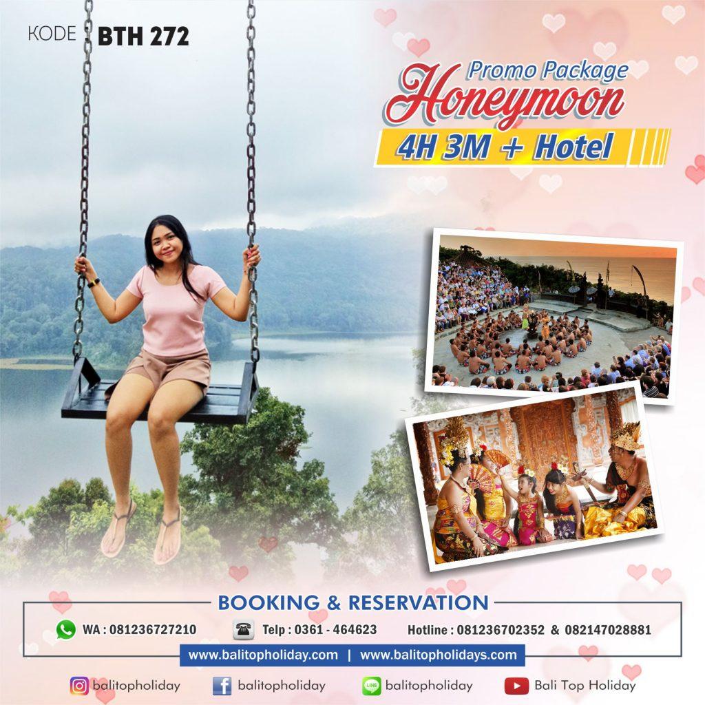 Paket-Honeymoon-Bali-4-Hari-3-Malam-Murah