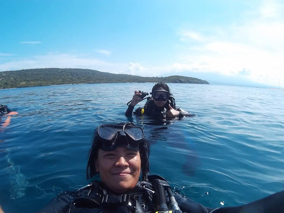 diving pulau menjangan