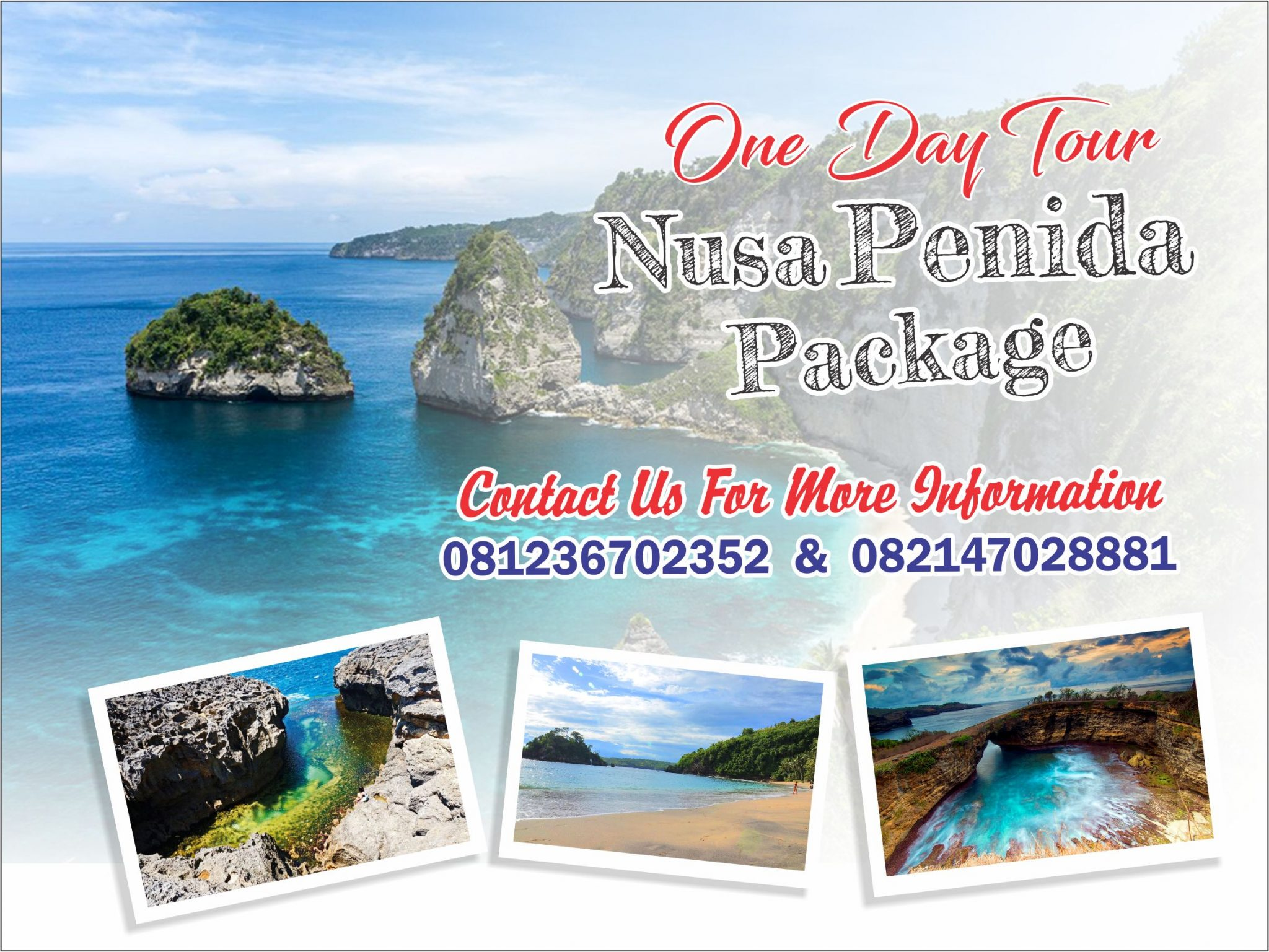Nusa Penida Package