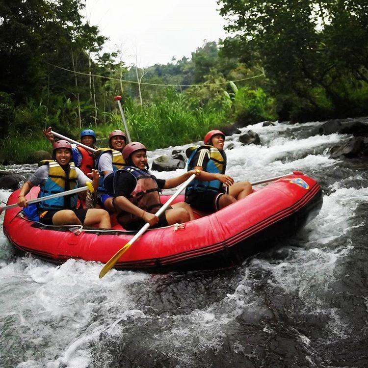 rafting telagawaja