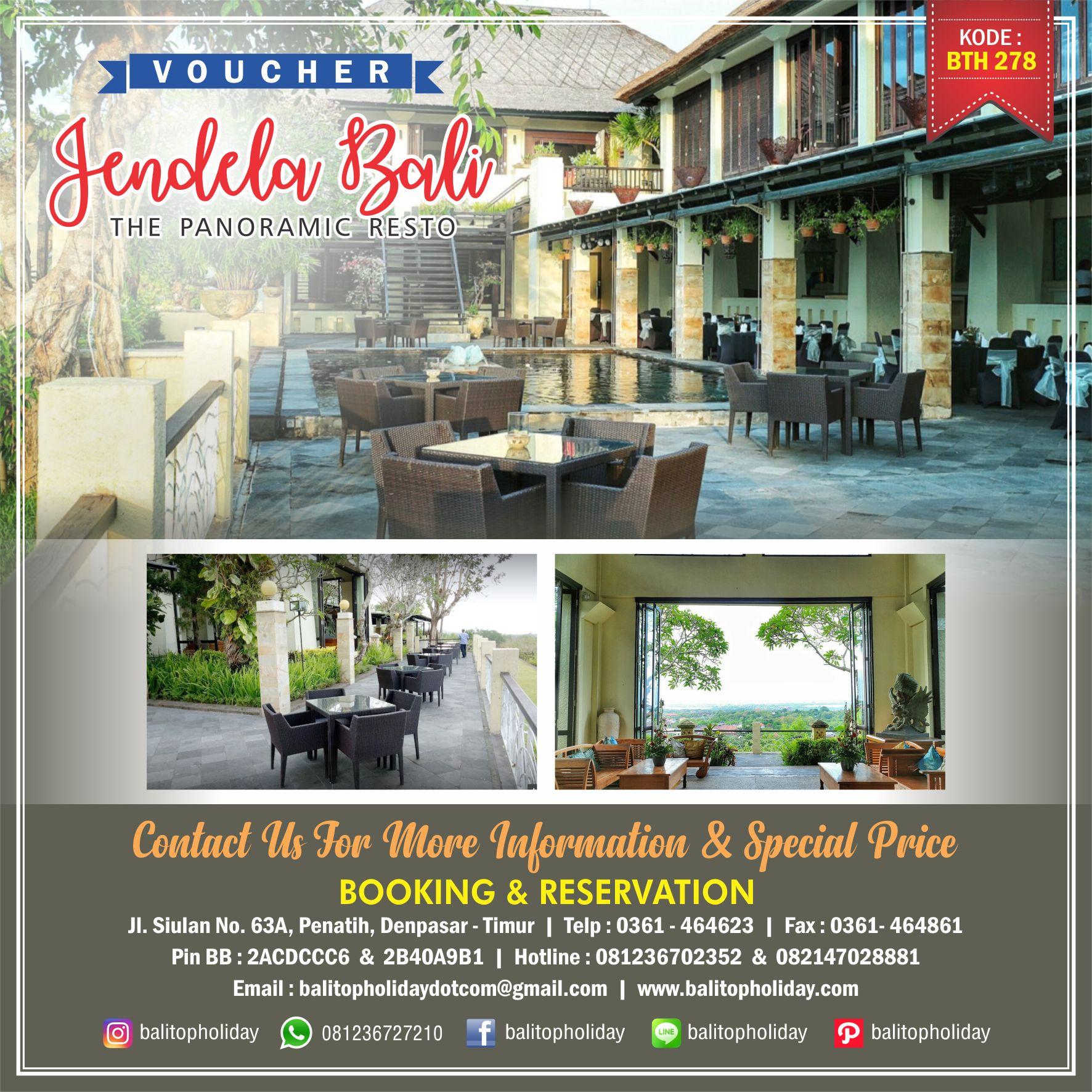 Voucher Jendela Bali