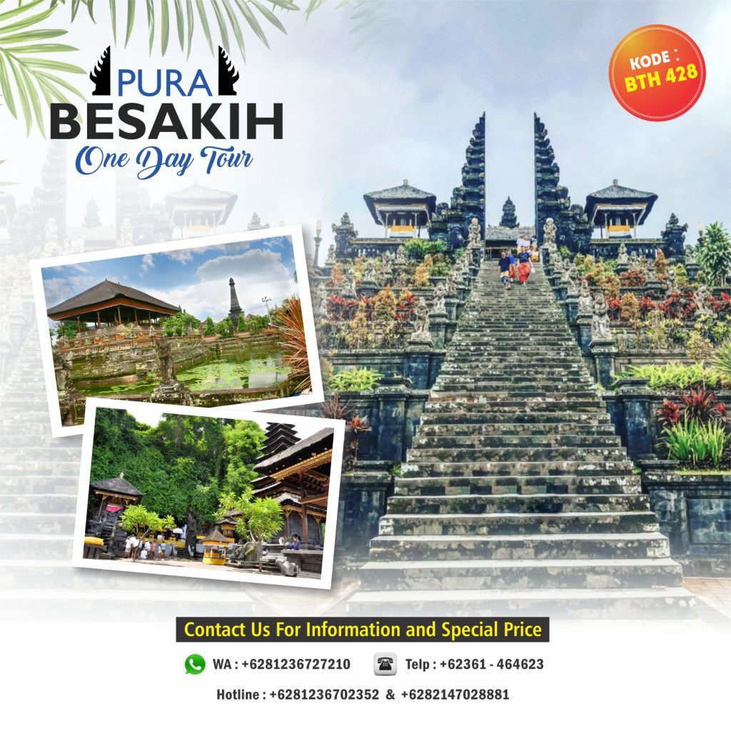 Besakih Temple One Day Tour