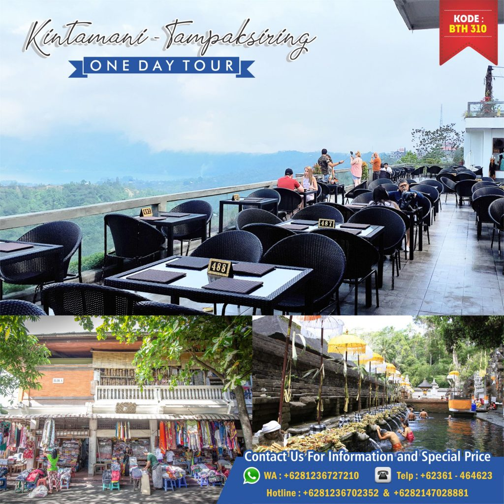Kintamani day Tour