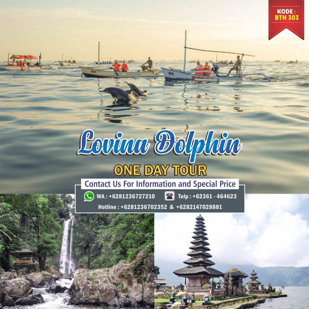 Lovina Bali One day Tour