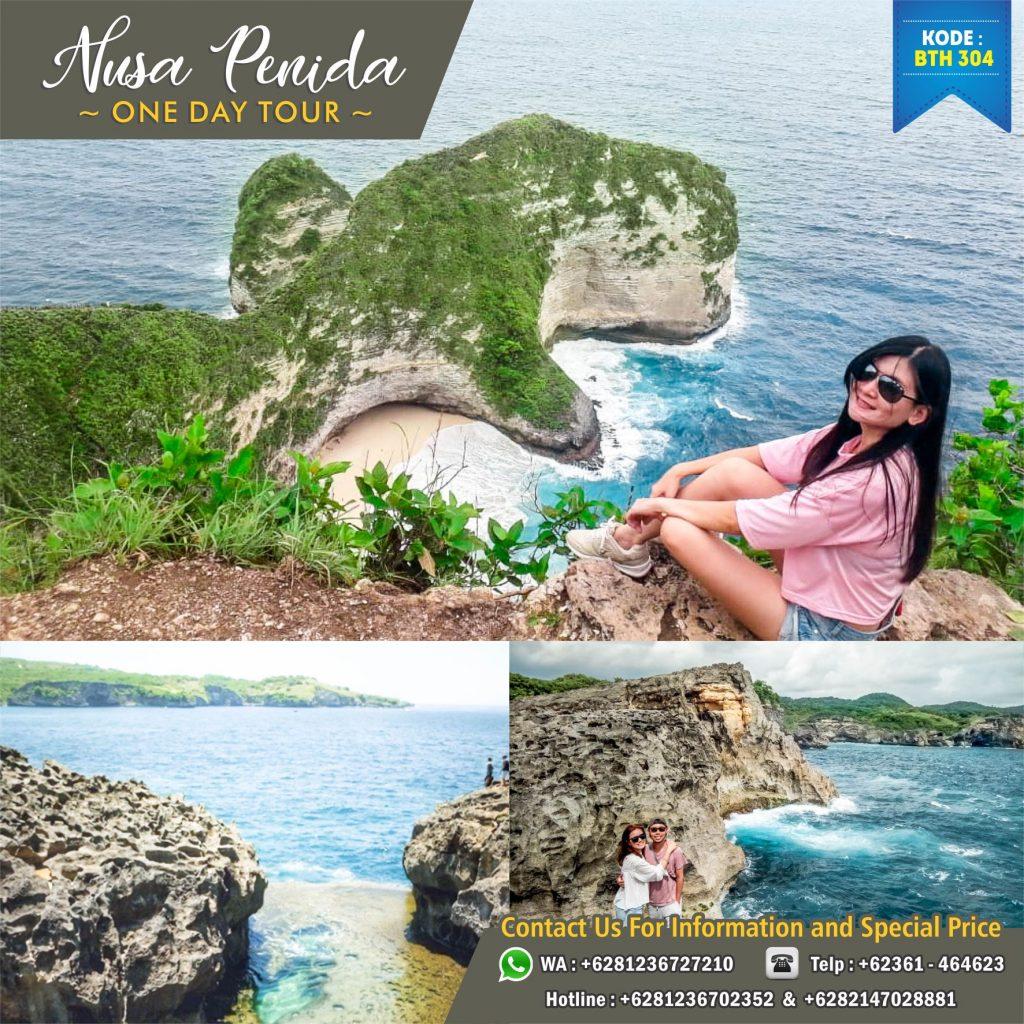 Nusa Penida Bali One day Tour