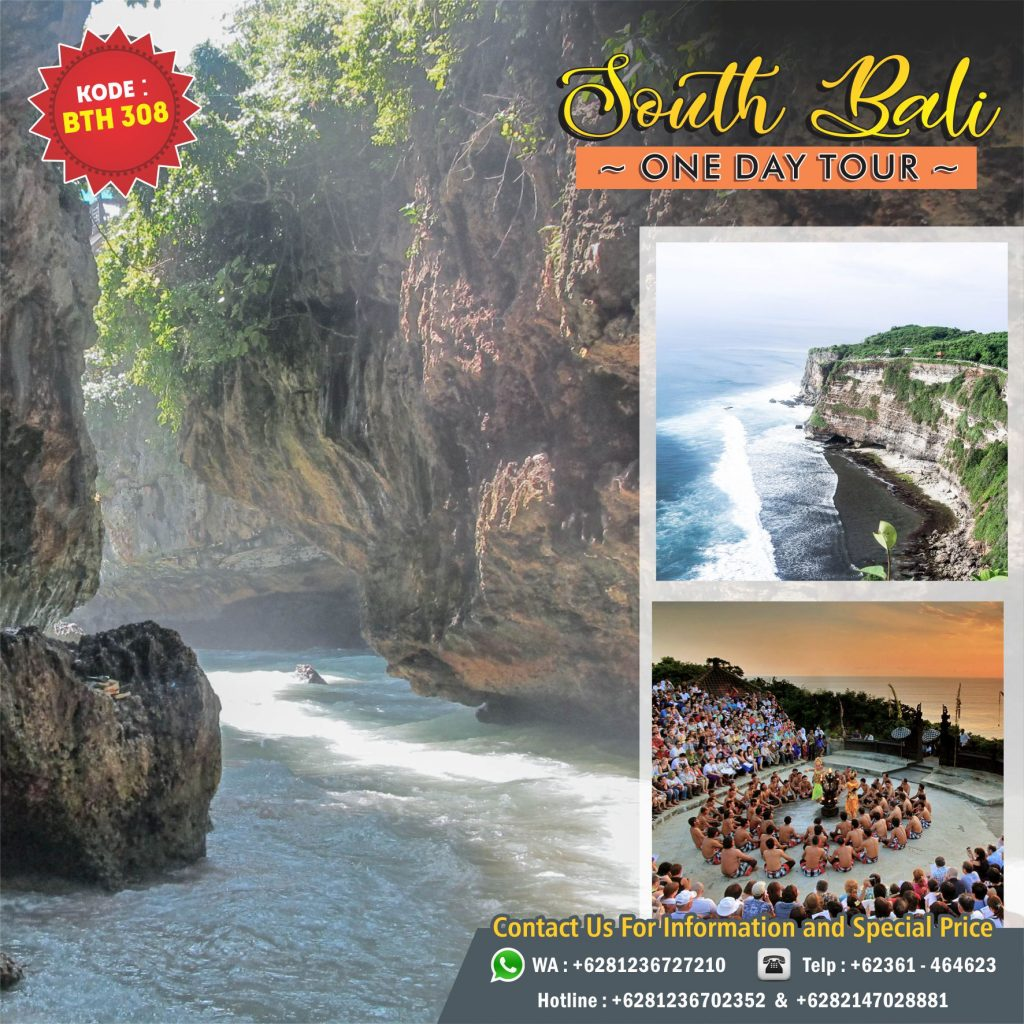South Bali One Day tour