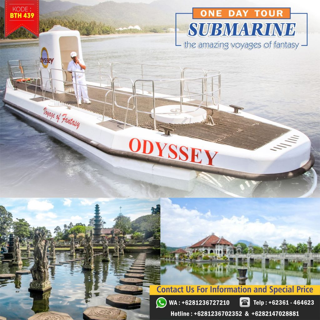 Submarine Bali One day tour