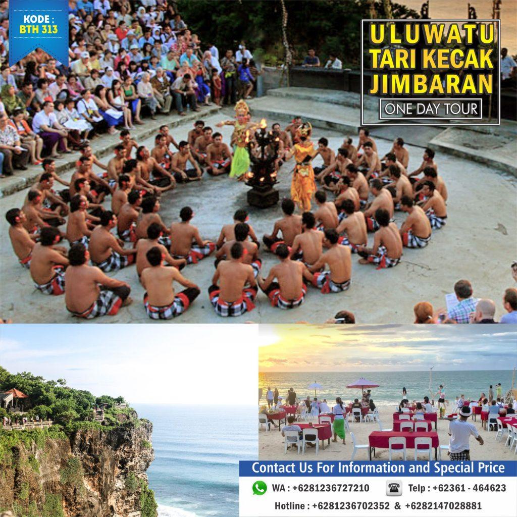 Kecak Uluwatu Tour