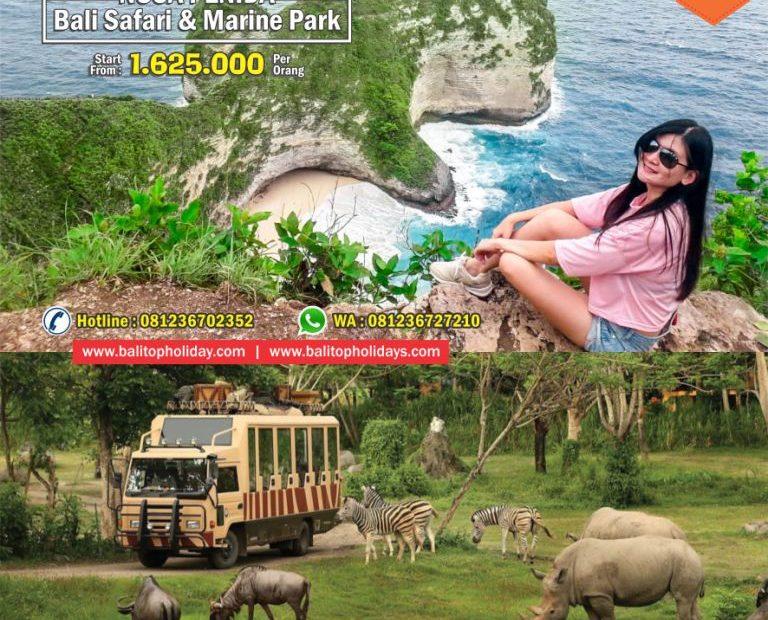 Paket Tour Bali 2 hari 1 Malam