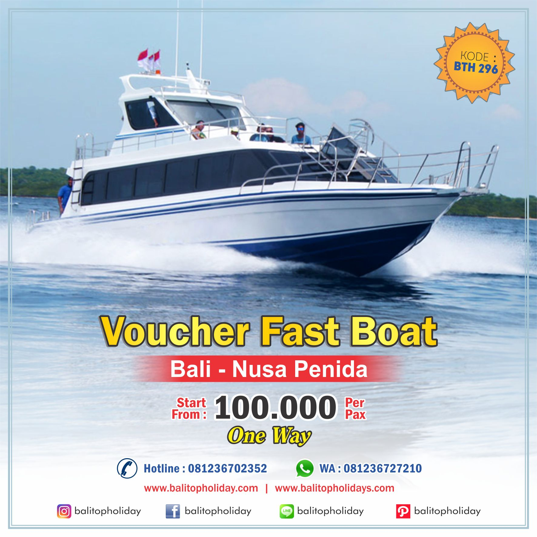 Voucher-Fast-Boat-Nusa-PEnida Best Top Trip Bali Ke Nusa Penida Secret This Year @capturingmomentsphotography.net